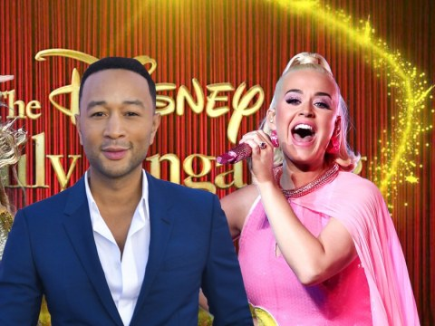 Disney Family Singalong starring Katy Perry, John Legend and Shakira to air on Mother's Day