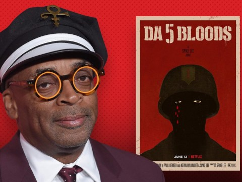 Netflix to show Spike Lee's new war film Da 5 Bloods in June and we're so ready