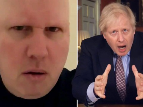 Matt Lucas ruthlessly mocks Boris Johnson's lockdown speech as he echoes nation's 'confusion'