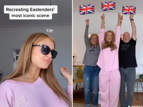Inside EastEnders star Maisie Smith's TikTok, from recreating iconic scenes to viral dance trends