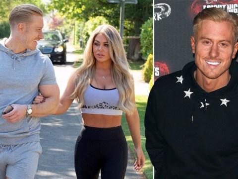 Kris Boyson is lucky in love on daily walk with girlfriend Bianca Gascoigne