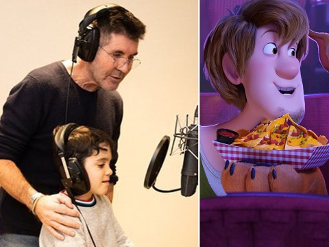 Simon Cowell and son Eric land parts in new Scooby Doo origin film and we're totally jealous