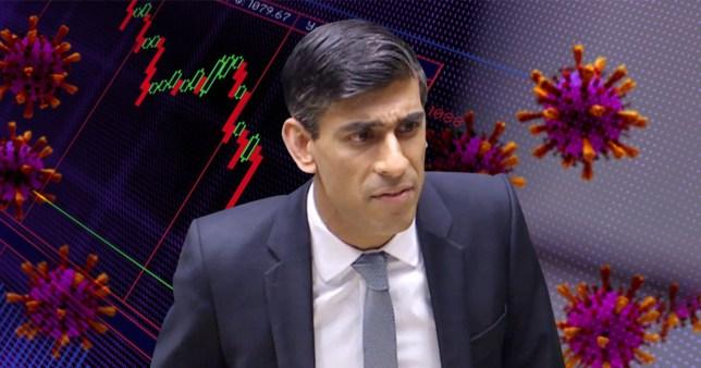 Rishi Sunak warns of coronavirus recession