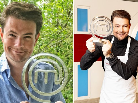 MasterChef winner Thomas Frake finally receives trophy after lockdown delay: 'This is a real symbol of success'