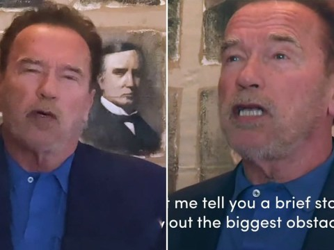 Arnold Schwarzenegger recalls 'unbelievable' heart surgery ordeal in gripping graduation speech