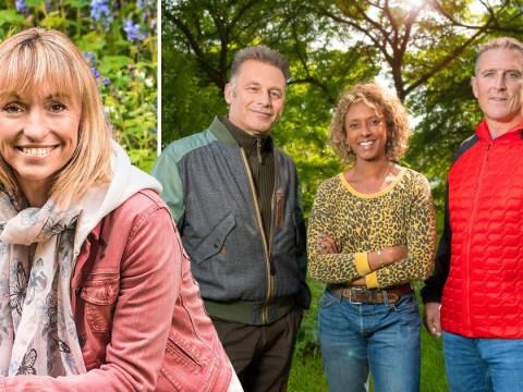 Michaela Strachan 'heartbroken' to be missing Springwatch but will still have 'an input'