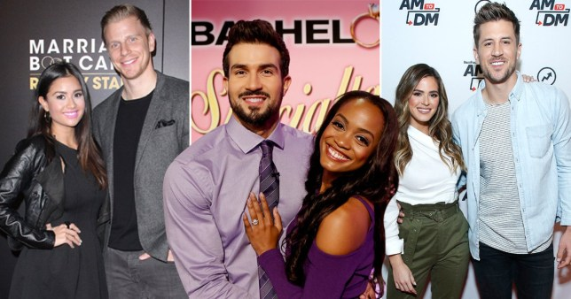 Bachelor Nation couples that are still going strong