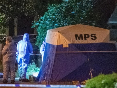 Man, 27, shot dead on his doorstep in north London
