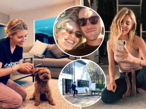 Inside Mollie King's cricket star boyfriend Stuart Broad's Nottingham home where the couple are self-isolating