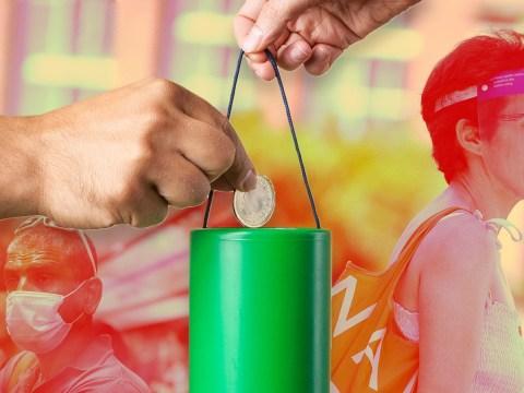 UK charities to receive £150,000,000 cash boost