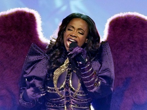 The Masked Singer winner Kandi Burruss says it was her 'goal' to become first female champion