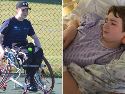 Boy, 15, paralysed after having two ingrown toenails removed