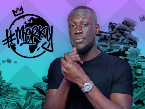 Stormzy's #Merky books launches 12-part non-fiction series and we're obsessed