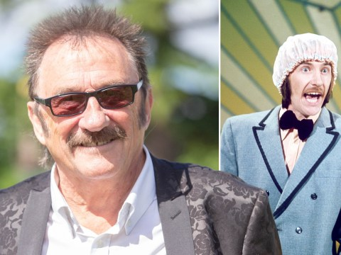 Paul Chuckle recalls fighting tears on stage hours after daughter's funeral