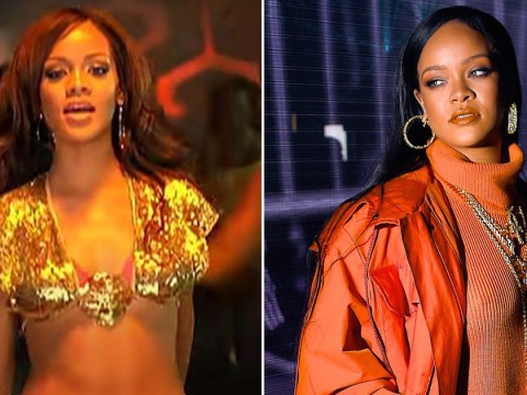 Rihanna is celebrating 15 years of Pon de Replay and we officially feel old