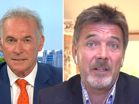Good Morning Britain doctor explains lockdown guidelines means you can't travel 50 miles to sit in garden