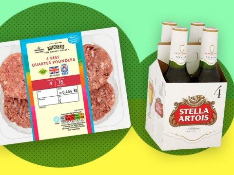 Morrisons launches £4 burger and beer deal for your garden BBQ this weekend