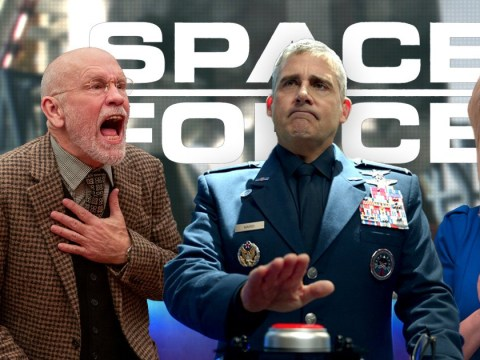Netflix's Space Force: Reviews in as critics say series 'fails to launch' despite all-star cast