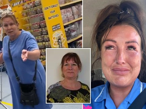 Woman who left carer in tears at B&M is ICU nurse and 'would do it again'