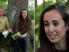 Springwatch fans love Chris Packham's step-daughter Megan as she makes presenting debut