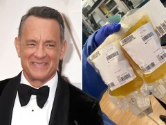 Tom Hanks is back donating more bags of plasma after recovering from coronavirus