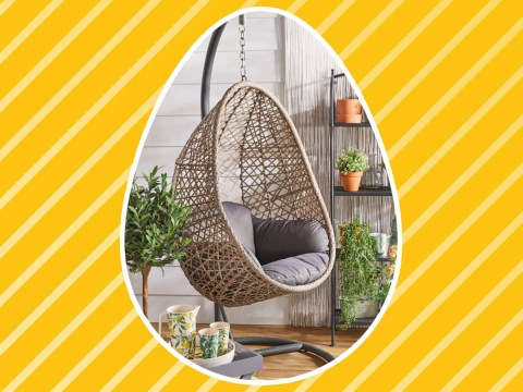 Aldi launches £149 egg chair – and it's available to order online