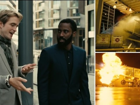 Christopher Nolan blew up plane in Tenet for real because it was more efficient than CGI