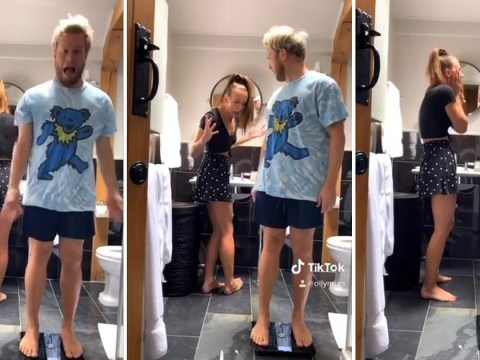 Olly Murs keeps himself busy in lockdown with TikTok as he screams at scales and creates 'hit' with Siri