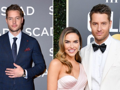 This Is Us star Justin Hartley says he's 'happy' amid divorce from Selling Sunset's Chrishell Stause