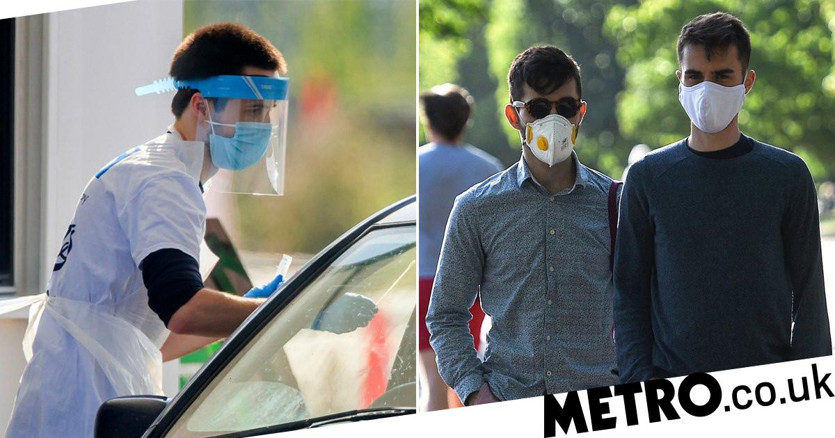 Ministers issued face coverings advice three weeks after scientists' advice - metro