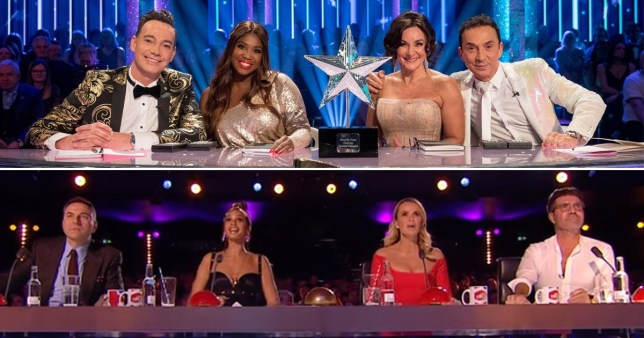 BGT and Strictly to go head to head