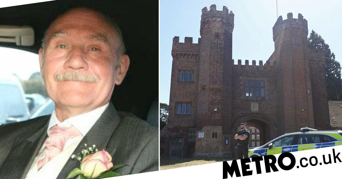First picture of man 'stoned to death' at 15th-century castle - metro
