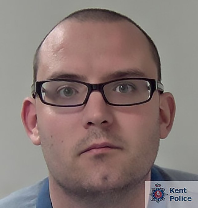 Police mugshot of Michael Funnell