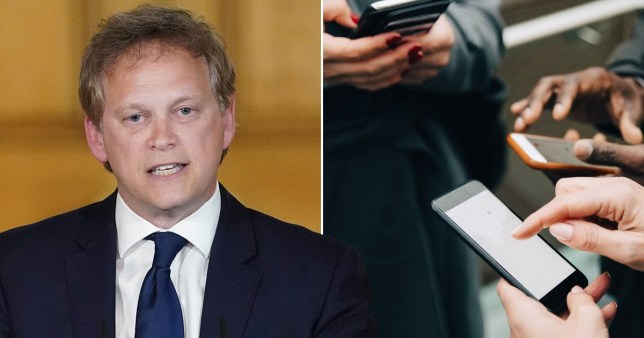 Coronavirus tracing app will go into testing this week, says Grant Shapps