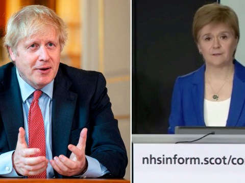 'Very likely' that lockdown will continue beyond Thursday, Sturgeon warns