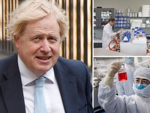 Boris urges world to 'pull together' as 'no one country can find coronavirus vaccine alone'