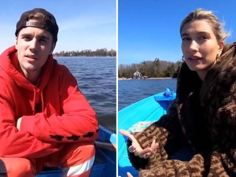Justin Bieber and Hailey Baldwin invite fans into their world as they launch Facebook Watch series