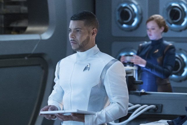 Picture: Netflix Star Trek Discovery season 3 production continues remotely
