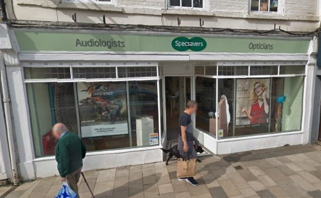 A Specsavers eye doctor has been suspended after drunkenly streaking on a street - 22 years after the incident.
