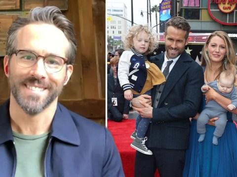 Ryan Reynolds jokes he's got a 'secret family in Denmark' he considered isolating with
