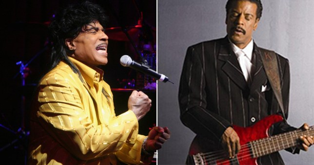 Little Richard 'had been sick for two months' says bassist
