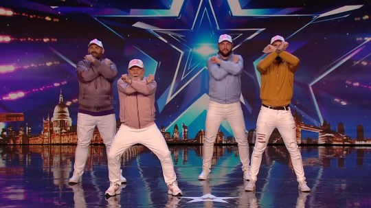FIRST LOOK: Join our 80s PARTY with Bearforce1! | BGT: UNSEEN