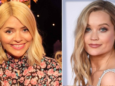 Laura Whitmore tipped 'to replace' Holly Willoughby on Celebrity Juice