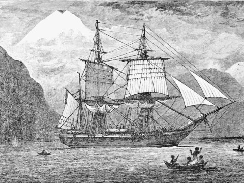 Final resting place of Darwin's HMS Beagle given protective status