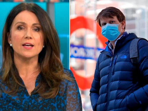 Susanna Reid calls out gaping hole in government's latest face mask advice: 'There's no difference!'