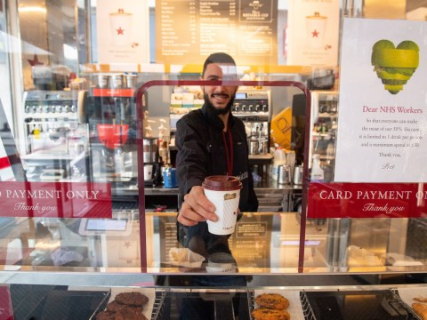 Pret reopens 200 more branches across the UK