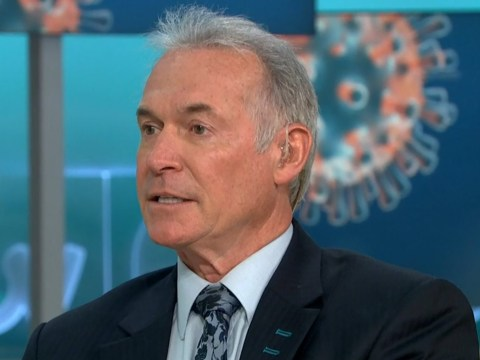 Dr Hilary Jones warns possibility second coronavirus peak 'could be worse than the first'