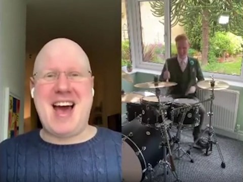 BBC weatherman Owain Wyn Evans smashes out Baked Potato song in Matt Lucas duet and it's everything
