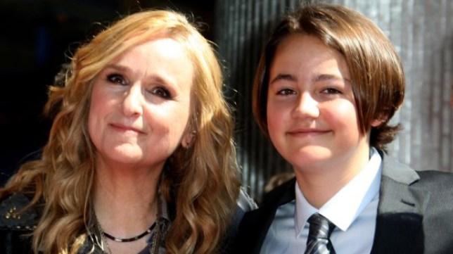 Melissa Etheridge's son dies aged 21 Beckett Cypher