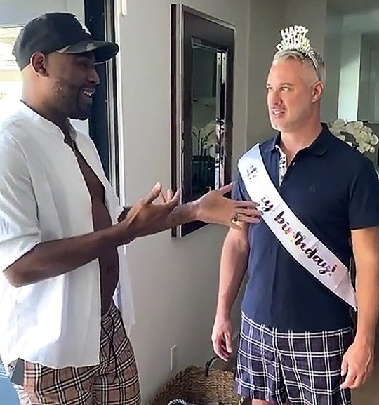 Queer Eye's Karamo proposes to fiance again after wedding is cancelled due to lockdown and we're crying Picture: METROGRAB